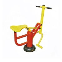 Stainless steel outdoor fitness equipment cycle runner bonny rider fit rider