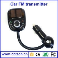 China Routers Car FM Transmitter BT31 on sale