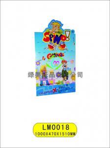 China Display standees advertising cardboard standee on sale