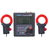 China ETCR3200 Double Clamp Grounding Resistance Tester on sale