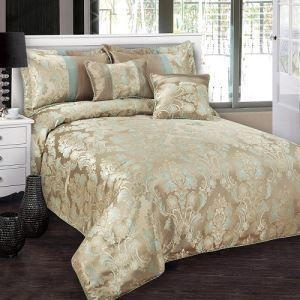 China Bedspread And Matching Curtains on sale