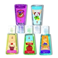 Hand Sanitizer for Kids/Promotional with Silicone Holder Hand Gel for Kids