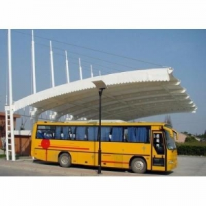 China Carport parking shade 4 on sale