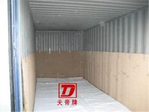 China Liquid Container Bag High Weft PE Woven Cloth on sale