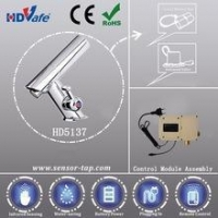 China Mixing Valve Thermostatic Automatic Sensor Mixer Tap with Temperature Control Lever on sale