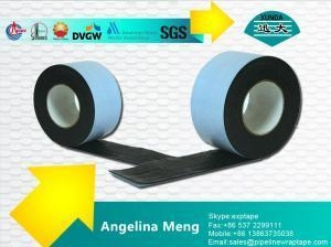 China Blue Pipe Wrapping Tape For Pipeline Anti Corrosion Protection Systems on sale