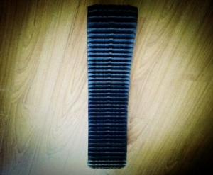 China Rubber Track for Robotic Machine Use (136*45*30) on sale