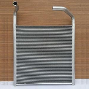 China 4370983 Hydraulic Oil Cooling Radiator for Hitachi EX200-5 Excavator on sale