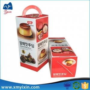 China 2016 Packing Paper Box Hot Sale food Packaging Box Paper on sale