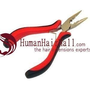 China Pink Feather Hair Extension Pliers, Tool Kit, Tri Opener Clamp, Extension Tool on sale