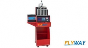China FW-6L Fuel Injector Cleaning machine on sale