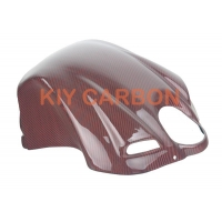 China Red Kevlar Carbon Part on sale
