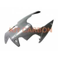 Silver Kevlar Carbon Part
