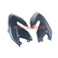 Blue Kevlar Carbon Part