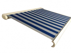 China Sunshade motorized canopy awning with great track on sale