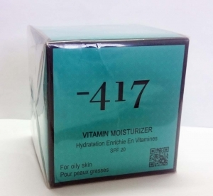 China Minus 417 Vitamin Moisturizer For Oily Skin SPF20 on sale