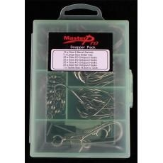 China 120Pcs High Quality Fishing Snapper Pack, Fishing Tackle Hook Special Offer on sale