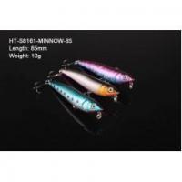 3 x High Quality Minnow Lures 8.5cm 10g Barra,Jacks,Mackerel,