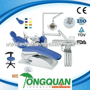 China High quality cheap multi-functional adjustable dental chair equipment MSLDU04-L on sale
