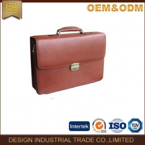China 2016 New Product Leather Briefcase Men Bags on sale
