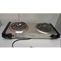 China S.S Dual Electric Burner ZDB-10 on sale