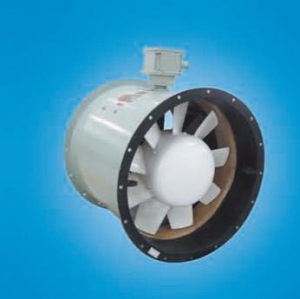 China Fan series CBZ series marine explosion-proof axial fans on sale
