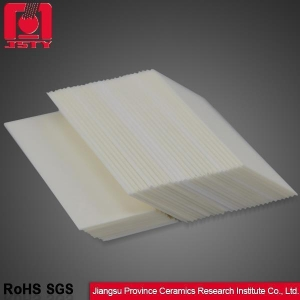 China 96% Alumina Ceramic Substrate for Electronic Industry on sale