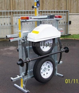 China 2 Motorcycle and ATV Trailer on sale
