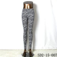 China Wholesale black and white leggings in sexy cheap twill leggings on sale