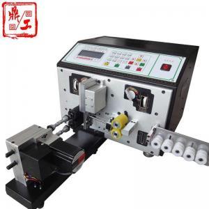 China Automatic computer cutting line twist wire stripping machine on sale