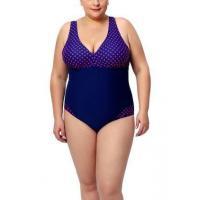 Summer One Piece Bathsuit Plus Size, Sexy Halter Plus Size Swimwear For Women