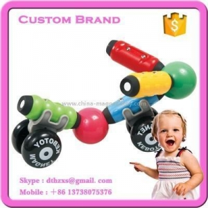 China 88PCS Magnetic stick Toy For Children's Education Diy Toy on sale
