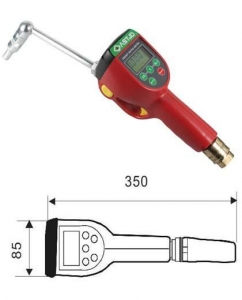China Digital dispensing oil gun with rpeselection on sale