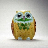 China Monoculars No. 8 owl Kiirodori on sale