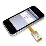 China Q-SIM Dual/Triple SIM for iPhone4/4S on sale