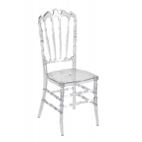 China II Style Deluxe Colors Acrylic Resin Festival Royal Outdoor and Indoor Banquet Chair on sale