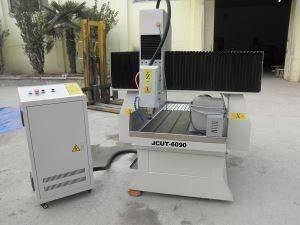 China 4 Axis 6090 CNC Router for Metal Milling Machine on sale