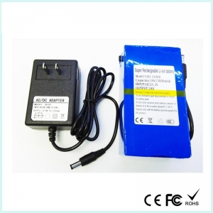 China Super Rechargeable Deep cycle OEM 1ah 3ah 5h 6ah lithium ion 24v battery packs on sale