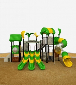 China China Manufacturers Selling Tree House Series Outdoor Playground on sale