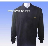 OEM Long Sleeved Polo T-shirt for Men
