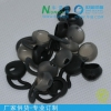 China silicone ear muffs 5 black fruit ear for sale