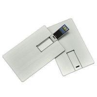 Hi-Speed Silvery Metal Pen Drive USB Flash Drive Thumb Drive CE FCC ROHS
