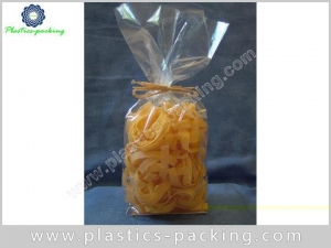 China 50my Food Safe OPP Square Bottom Bags With Silver Card Food Packing Bags BOPP Flat Base Block Bottom on sale