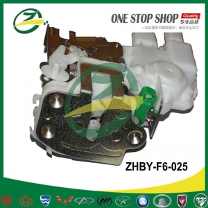 China Car Lock Actuator For BYD F6 ZHBY-F6-025 on sale