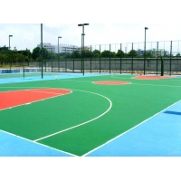 China SIPU Sport Court Surface on sale