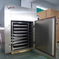 Stainless Steel Electric Industrial Hot Air Circulation Corn Grain Dryer