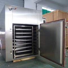 China electric industrial commercial stainless steel cassava drying machine on sale