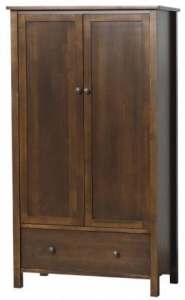 China Bedroom Harbourside 1 Drawer Armoire on sale