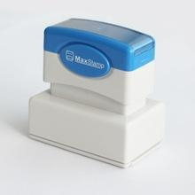 China MaxLight pre-inked stamp on sale