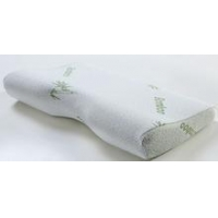 Butterfly mold bamboo memory foam pillow